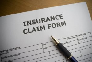 Hail Storm Damage Insurance Claim Form Centennial