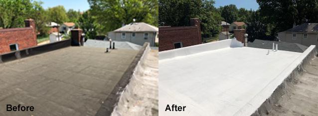 Best Centennial Residential Flat Roofs