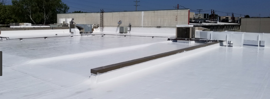 Commercial Roof Coating solutions in Centennial