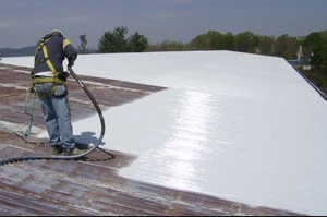 Commercial Roof Coating solutions